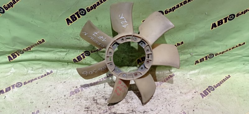 Вентилятор вискомуфты Toyota Crown Majesta JZS177 2JZ-FSE 1999