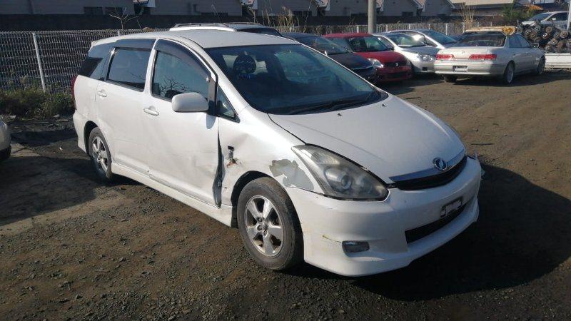 Акпп Toyota Wish ZNE10 1ZZ-FE 2008