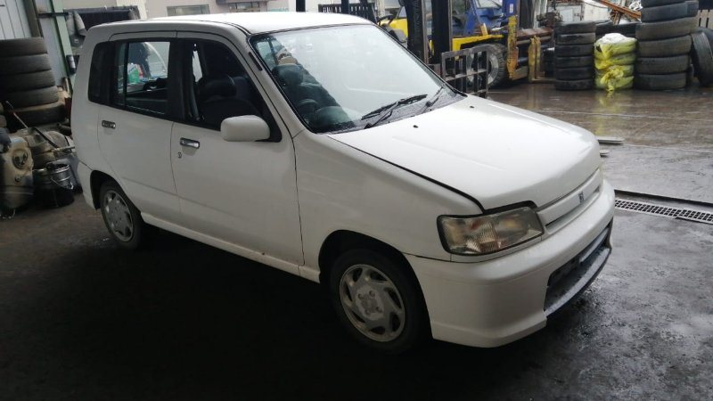 Акпп Nissan Cube Z10 CG13(DE) 1998