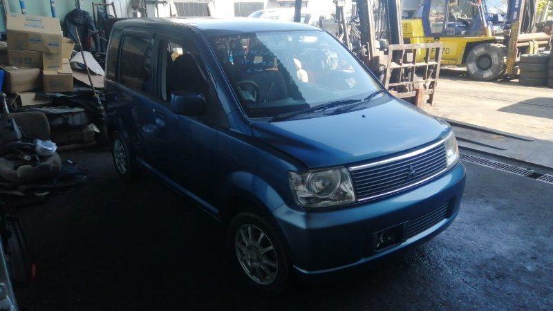 Акпп Mitsubishi Ek Wagon H81W 3G83 2003