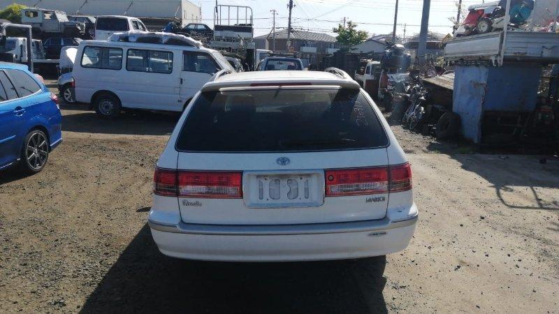 Дверь 5-я Toyota Mark Ii Qualis SXV20 5S-FE 2000 задняя