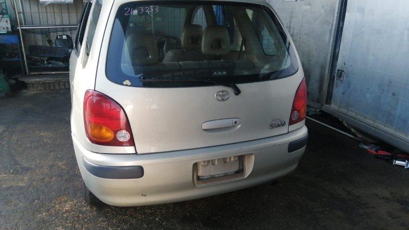 Дверь 5-я Toyota Corolla Spacio AE111 4A-FE 1997 задняя