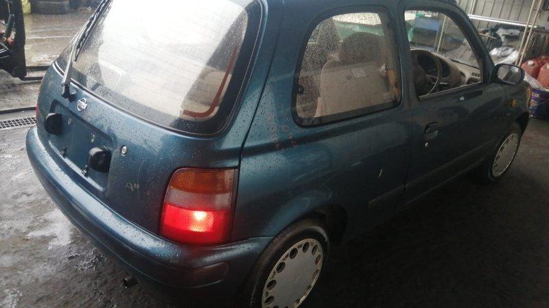 Дверь 5-я Nissan March HK11 CG13(DE) 1992 задняя