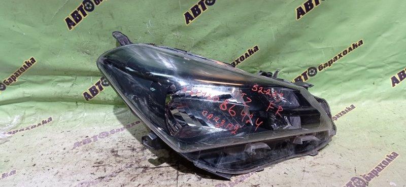 Фара Toyota Vitz KSP130 передняя правая