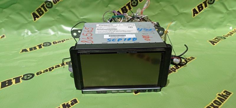 Магнитофон Toyota Ractis SCP100 2SZ-FE 2005