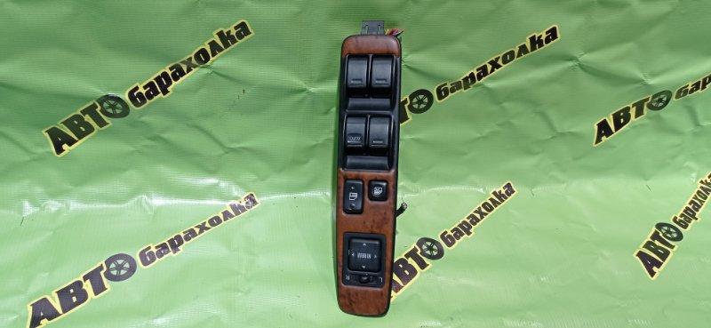 Пульт стеклоподъемника Toyota Hilux Surf KZN185 1KZ-TE 1996 передний правый