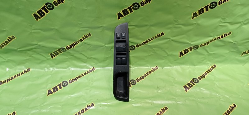 Пульт стеклоподъемника Nissan Tiida Latio SC11 HR15 2009 передний правый
