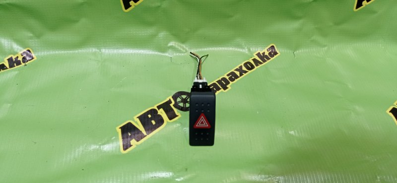 Кнопка аварийки Suzuki Swift ZC71S K12B