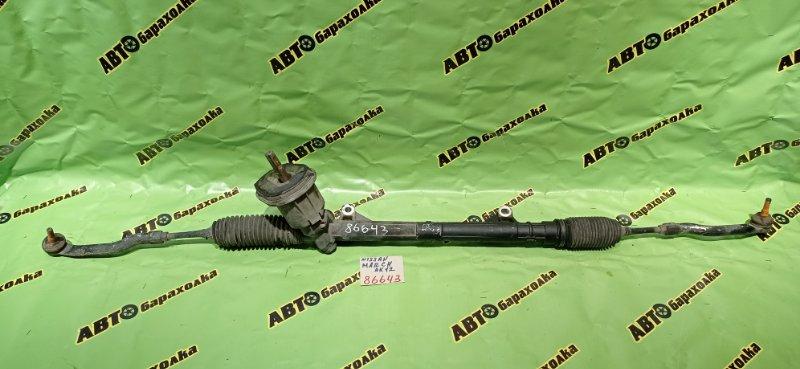 Рулевая рейка Nissan March AK12 CR12(DE) 2004