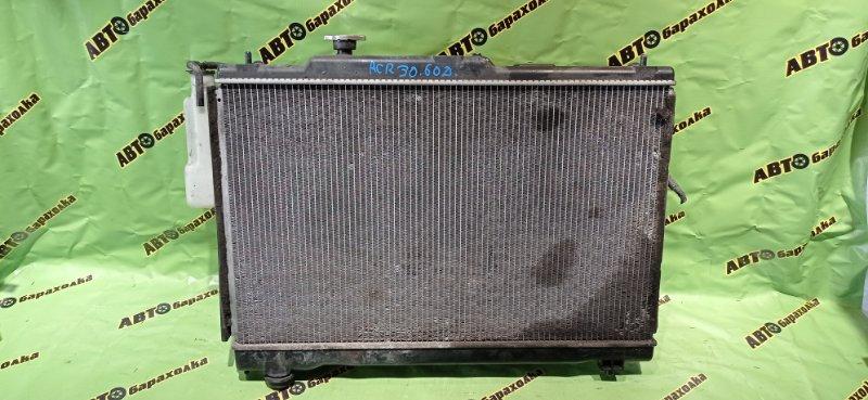 Радиатор основной Toyota Estima ACR30 2AZ-FE 2003