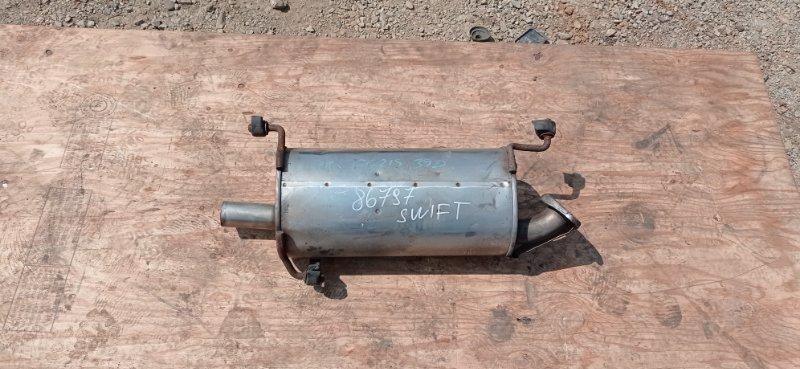 Глушитель Suzuki Swift ZC21S M13A 2006