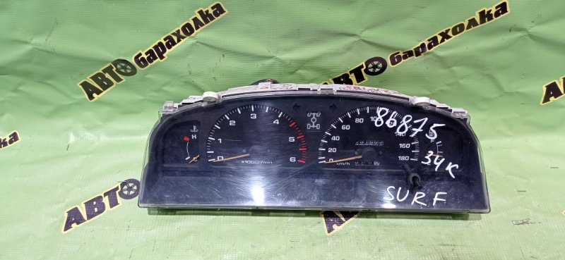Спидометр Toyota Hilux Surf KZN185 1KZ-TE 1996