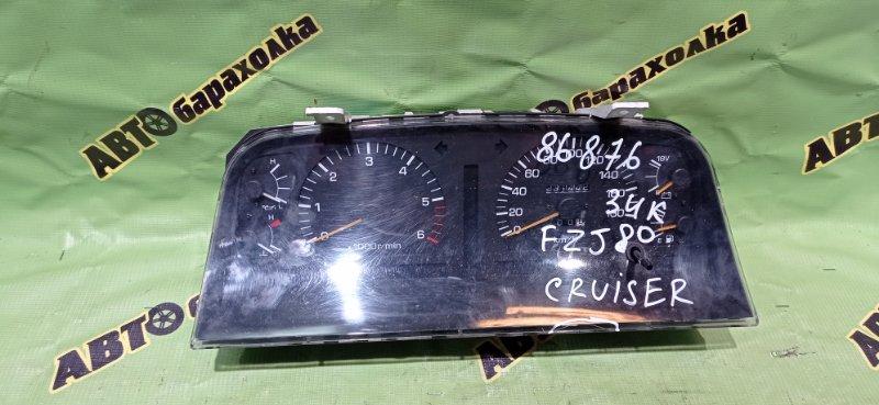 Спидометр Toyota Land Cruiser FZJ80 1FZ-FE 1995