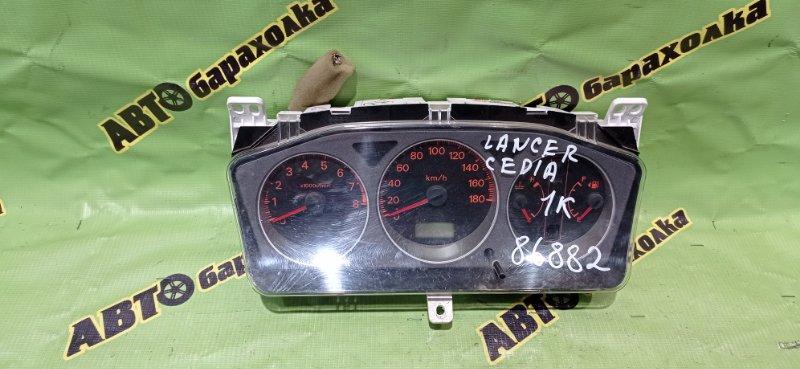Спидометр Mitsubishi Lancer Cedia CS5W 4G93 2001