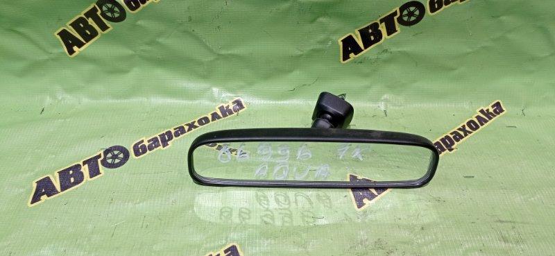Зеркало заднего вида Toyota Aqua NHP10 1NZ-FXE 2012
