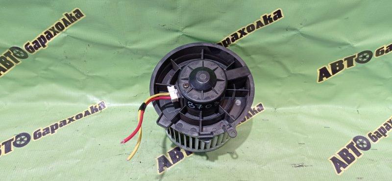 Мотор печки Nissan Lafesta B30 MR20