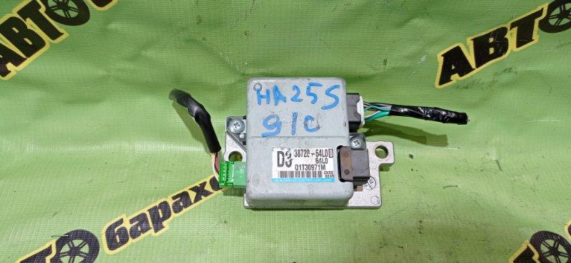 Блок управления рулевой рейкой Suzuki Alto HA25S K6A 2010