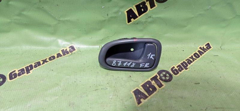 Ручка двери внутренняя Toyota Townace Noah SR50 3S-FE 1998 передняя правая