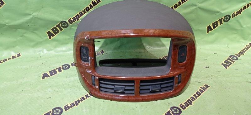Консоль магнитофона Toyota Estima MCR30 1MZ-FE 2003