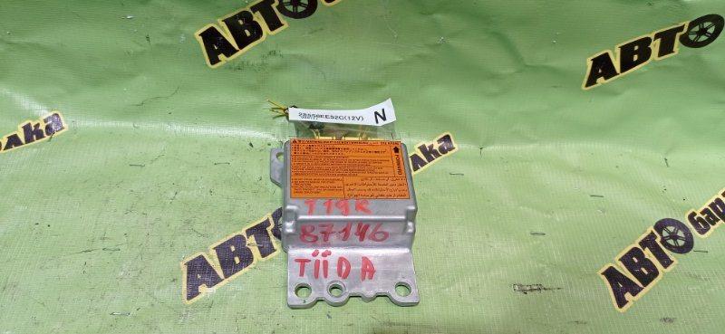 Блок airbag Nissan Tiida Latio SC11 HR15 2007
