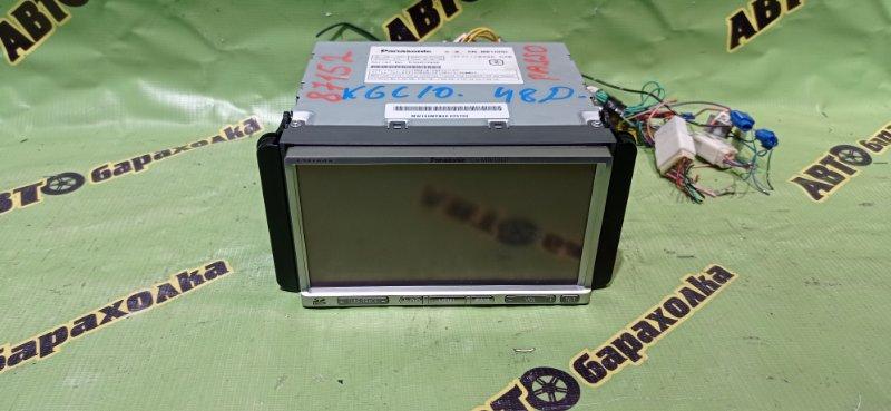 Магнитофон Toyota Passo KGC10 1KR-FE 2005