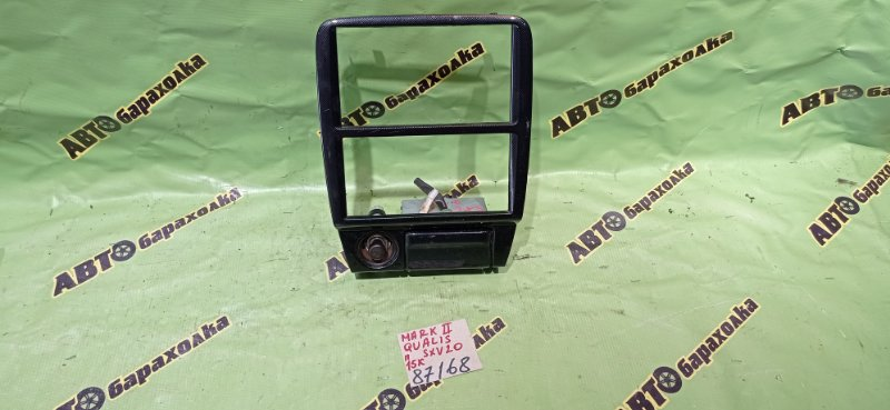 Консоль магнитофона Toyota Mark Ii Qualis SXV20 5S-FE 1999