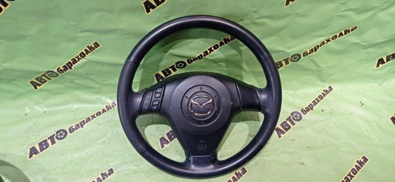 Руль с airbag Mazda Axela BKEP LF 2003