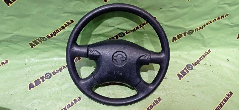 Руль с airbag Nissan X-Trail NT30