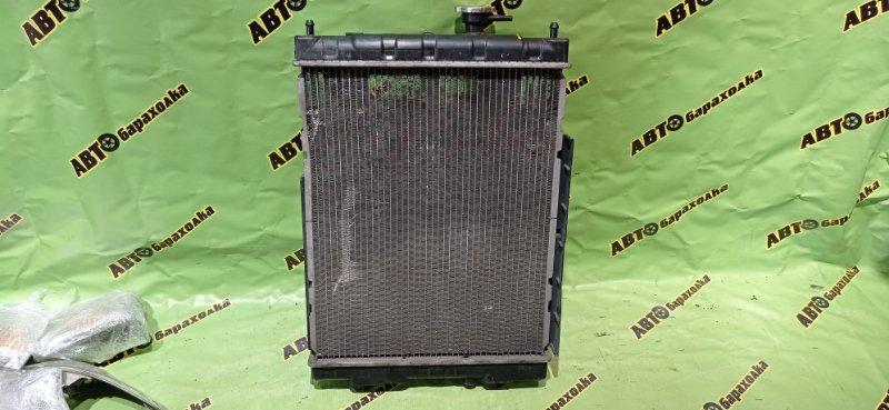 Радиатор основной Nissan Cube AZ10