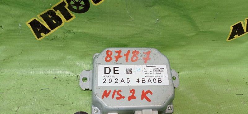 Блок управления рулевой рейкой Nissan Juke YF15 HR15 2014