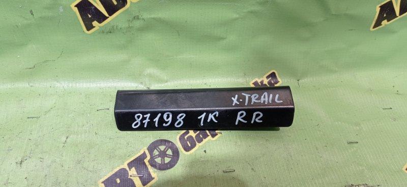 Крышка рейлинга Nissan X-Trail NT30 QR20(DE) 2002 задняя правая