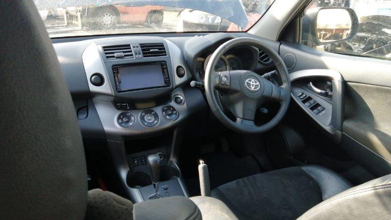 Руль с airbag Toyota Vanguard GSA33 2GR-FE 2010