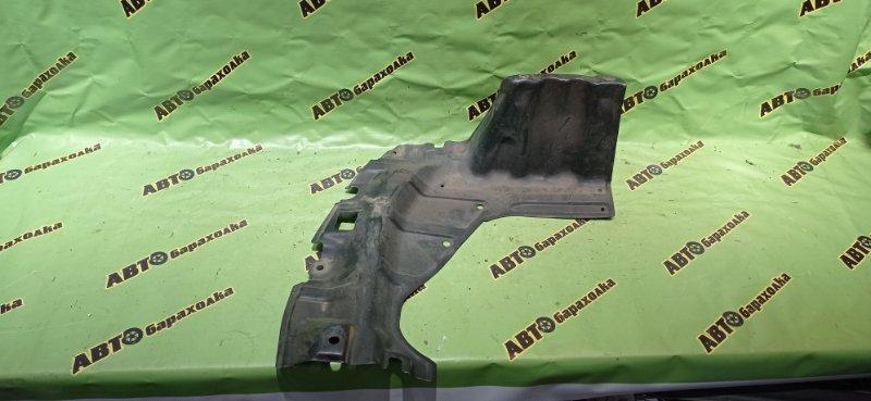 Защита двигателя Toyota Vitz SCP10 передняя правая