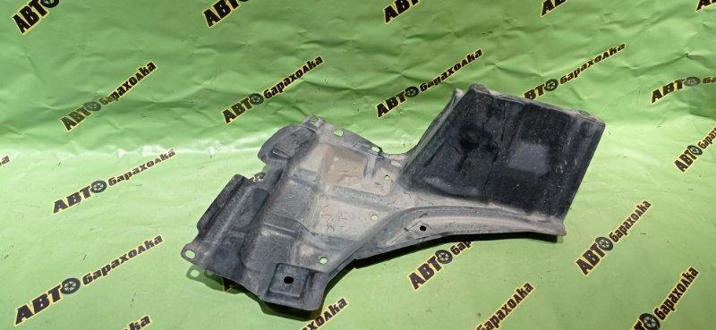 Защита двигателя Toyota Ractis SCP100 2SZ-FE 2005 передняя правая