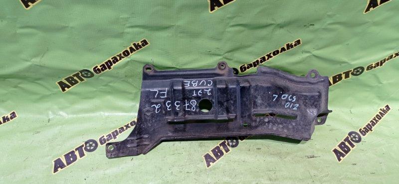 Защита двигателя Nissan Cube Z10 CG13(DE) 1998 передняя левая