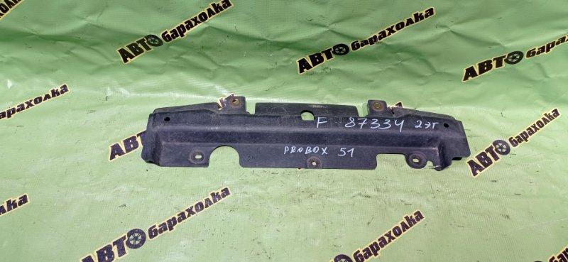 Защита бампера Toyota Probox NCP51 1NZ-FE 2005 передняя