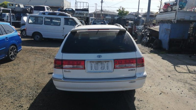 Бампер Toyota Mark Ii Qualis SXV20 5S-FE 2000 задний