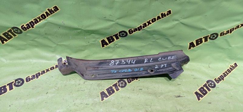 Подкрылок Nissan Cube Z10 CG13(DE) 1998 задний правый