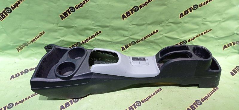 Консоль акпп Toyota Aqua NHP10 1NZ-FXE 2012