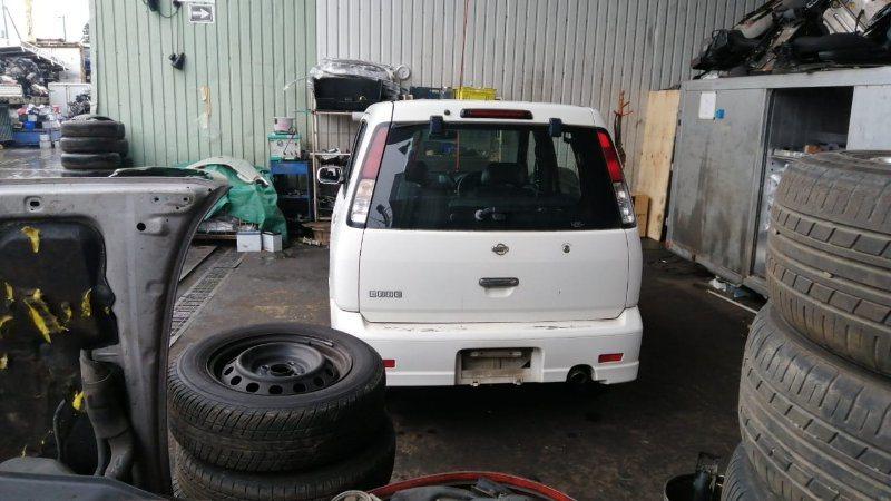 Бампер Nissan Cube Z10 CG13(DE) 1998 задний