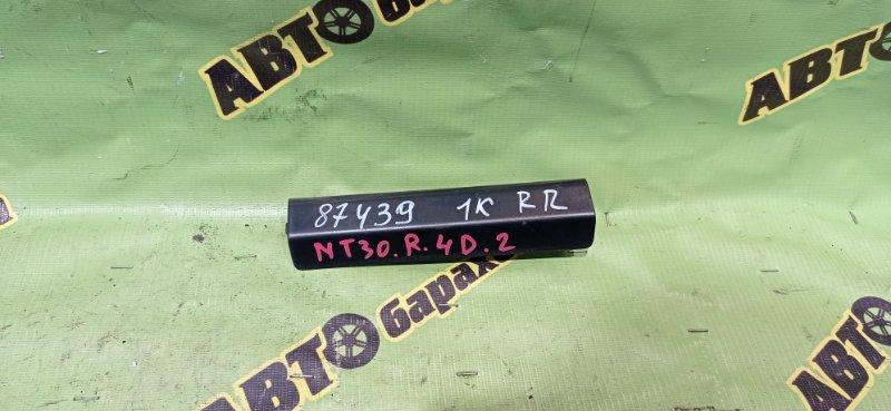Крышка рейлинга Nissan X-Trail NT30 QR20(DE) 2004 задняя правая
