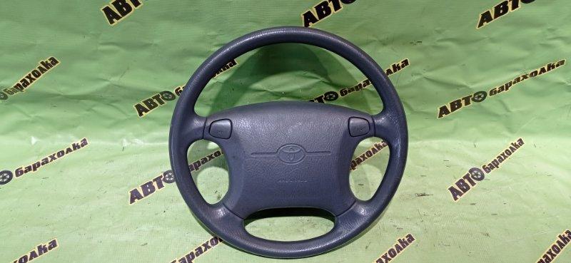 Руль с airbag Toyota Estima Emina TCR20 2TZ-FE 1997