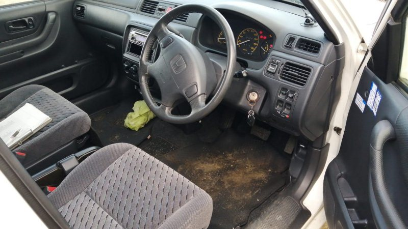 Руль с airbag Honda Cr-V RD1 B20B 2000