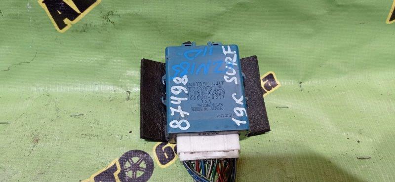 Блок управления дверьми Toyota Hilux Surf KZN185 1KZ-TE 1996