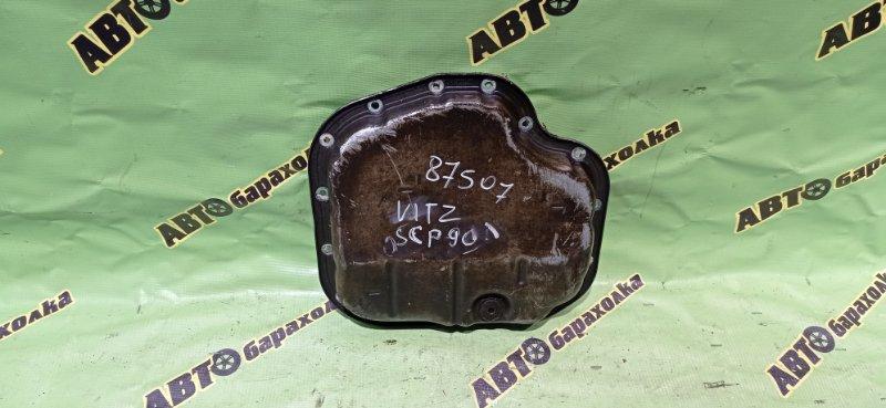 Поддон акпп Toyota Vitz SCP90 2SZ-FE