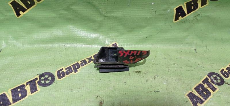 Крепление бампера Toyota Gaia SXM15 3S-FE 2000 переднее левое