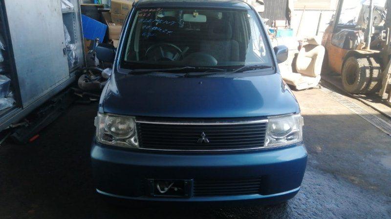 Ноускат Mitsubishi Ek Wagon H81W 3G83 2003 передний