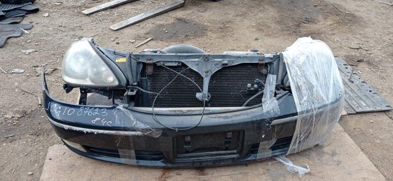 Ноускат Toyota Brevis JCG10 1JZ-FSE 2002 передний