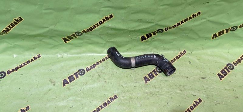 Патрубок радиатора Nissan Elgrand NE51 VQ35(DE) 2005 верхний