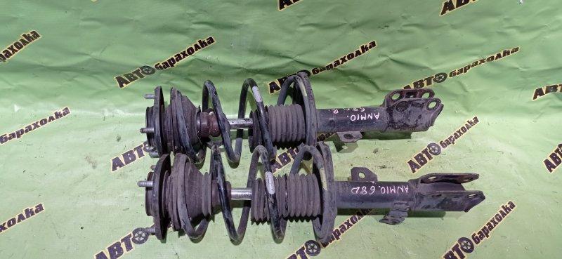 Стойка Toyota Isis ANM10 1AZ-FSE 2006 передняя